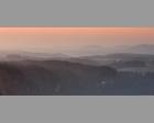 Benevelde zonsopkomst