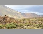 landschap El Teide Np